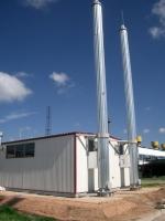 фото дымовых труб для модульных котельных